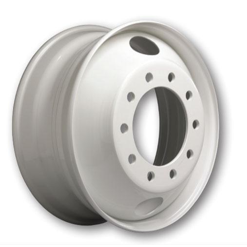 22.5x8.25 Hub Piloted Steel Wheel
