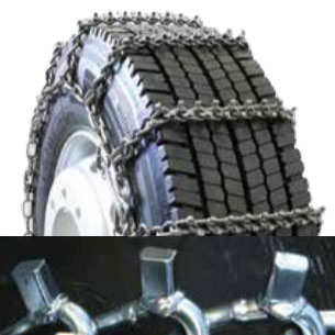 Studded S2000 Tire Chain