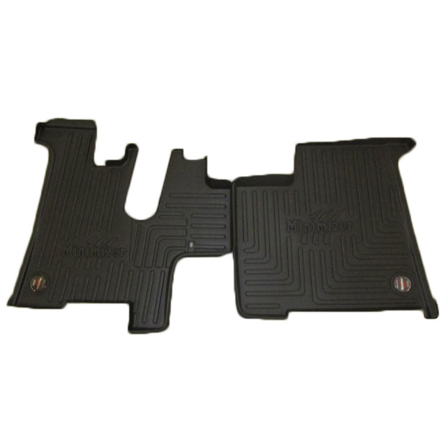 KW Day Cab Floor Mat Kit