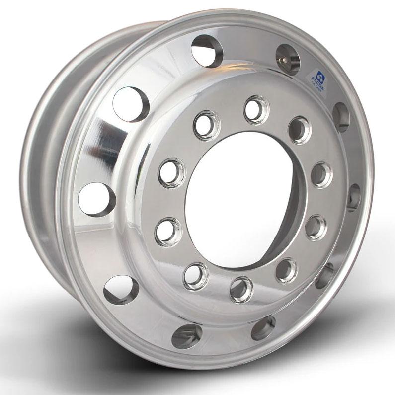 24.5x8.25 Aluminum Wheel - Ball Seat