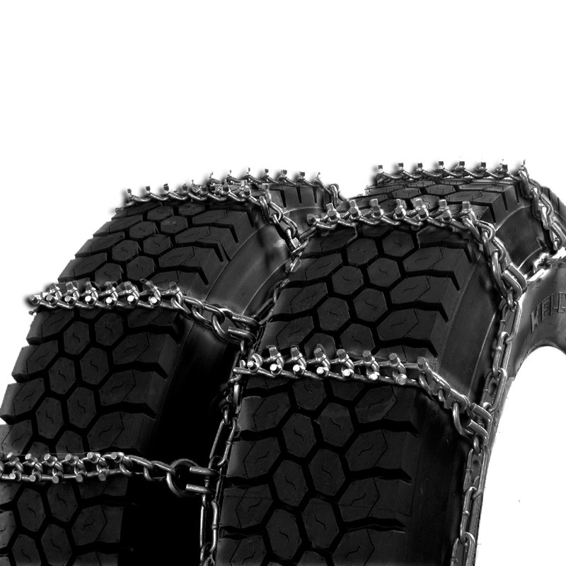 Nordic Studded Alloy Chains (Triples w/ Cam Locks)