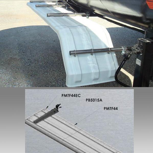 Poly Tanker Fender Center Section