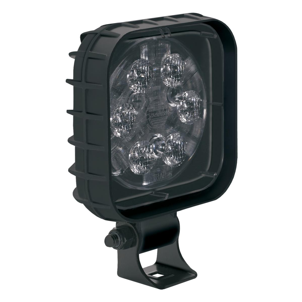 12-24V LED Work Light - Trapezoid Beam