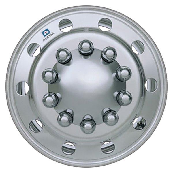 Alcoa 22.5x8.25 Alum Wheel - Clean Buff