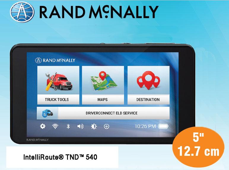 TND540 Truck GPS
