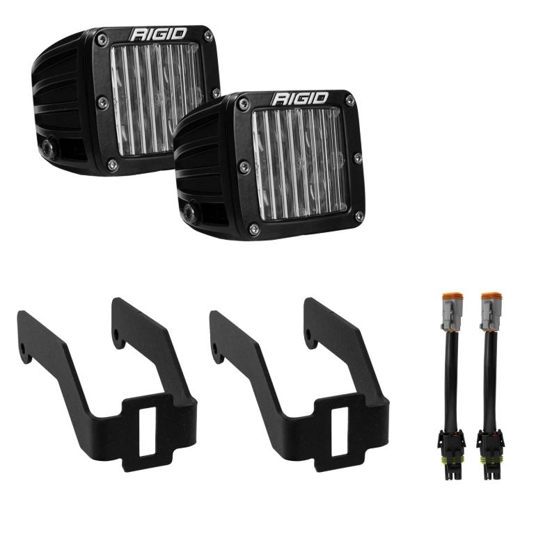 International ProStar D-Series LED Fog Light Kit