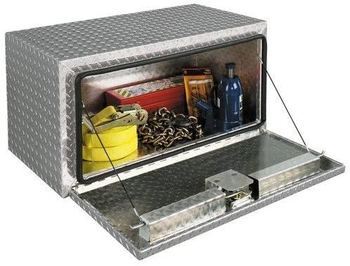Jobox 18 Aluminum Underbed Box