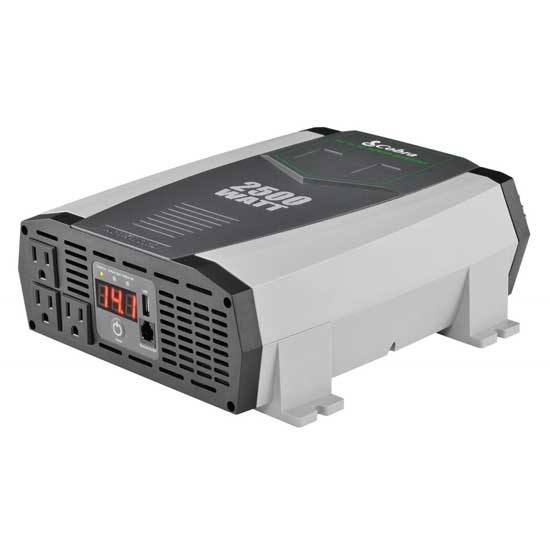 2500 Watt 12V Power Inverter