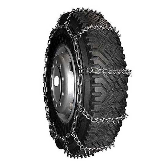 TRYGG 8MM 22.5 Studded Tire Chain