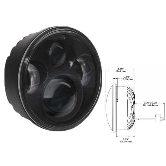5.75 LED Headlight (PAR46)
