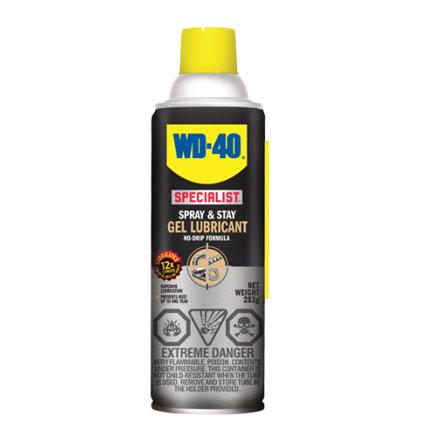 Spray & Stay Gel Lubricant