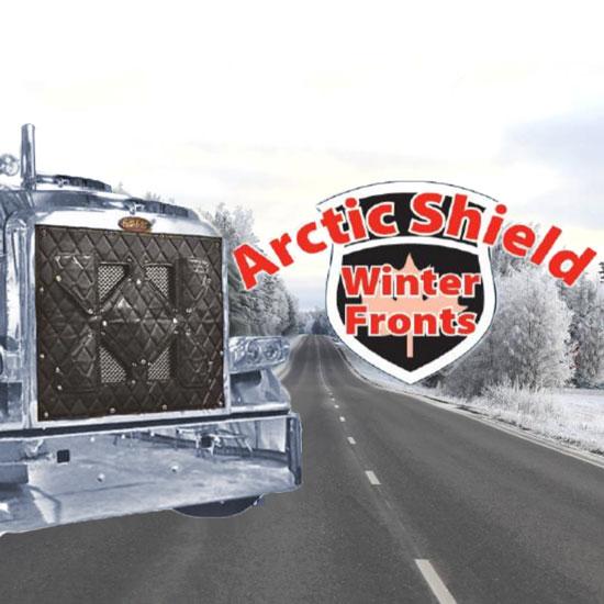 Winter Front - Freightliner