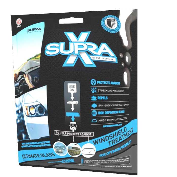 Supra-X™ Towelette, Single Re-Application  (Step 2)