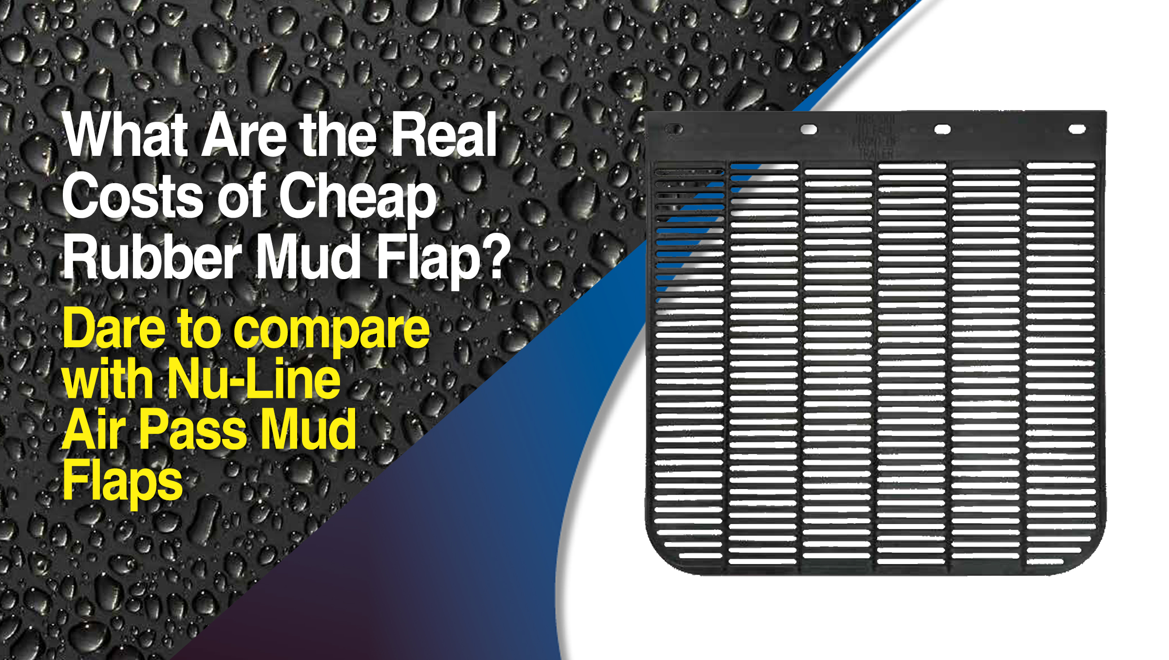 Air Pass Mud Flaps