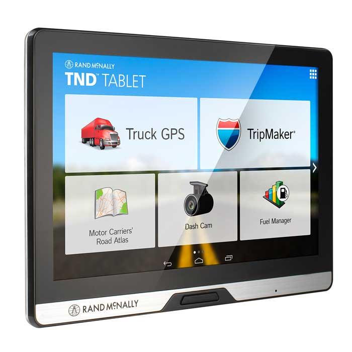 8 Truck GPS & Andorid Tablet