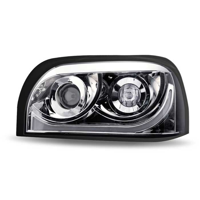 Freightliner LED Projector Headlight Assembly