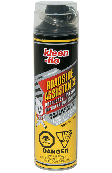 Emergency Tire Seal
