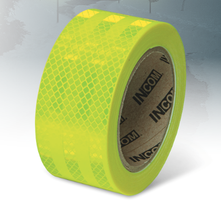 Fluorescent Reflective Tape