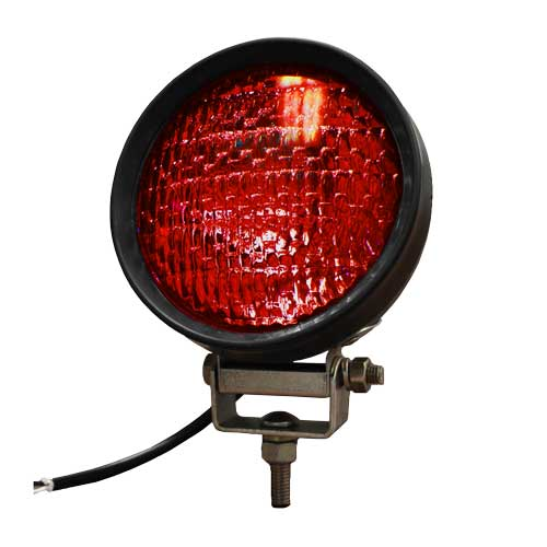 6 Snow Plow Lamp Assembly