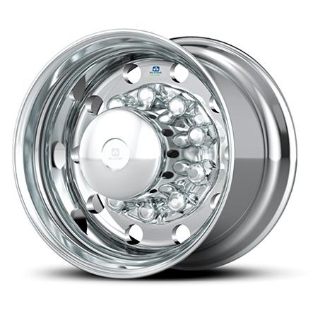 22.5 X 14 Hub Piloted Wheel