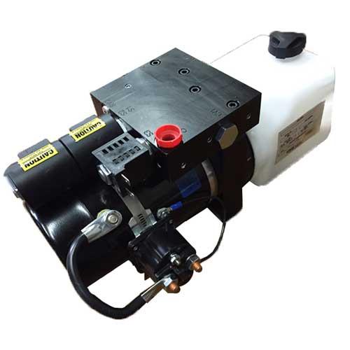 12V DC Full Function Snow Plow Unit