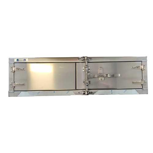60x22x24 Aluminum Tool Box